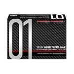 FrontRow 01 Skin Whitening Soap Bar With Glutathione, Kojic Acids & Skin Vitamins