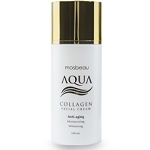 Authentic Mosbeau AQUA Collagen Face Cream - with Deep Moisture - NEW FORMULA!